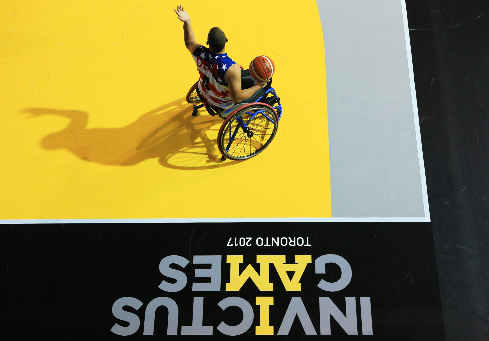 VR Wheelchair Basketball Game Created To Raise Paralympic Awareness