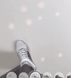 Does the Shoe Fit? Try It On With Augmented Reality