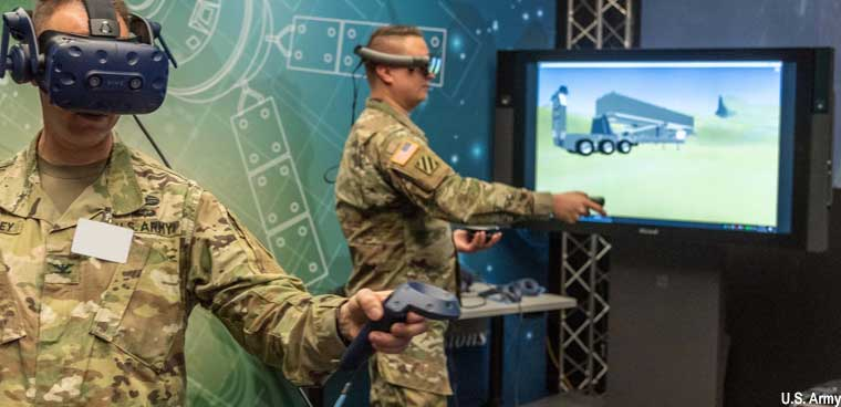 DOD rolls out AR/VR technology at 5G testbed